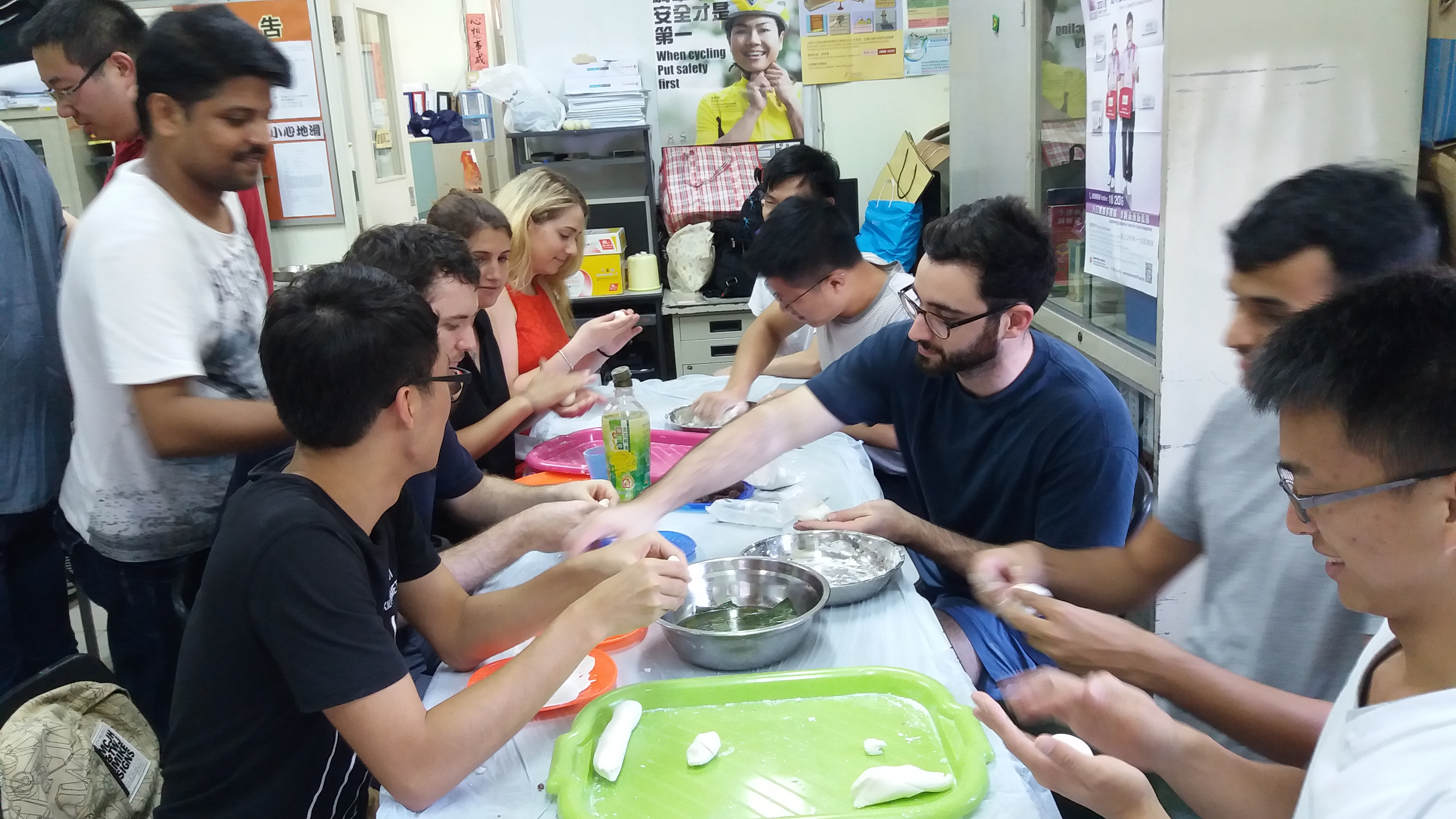 Chinese Dumpling Experience Workshop