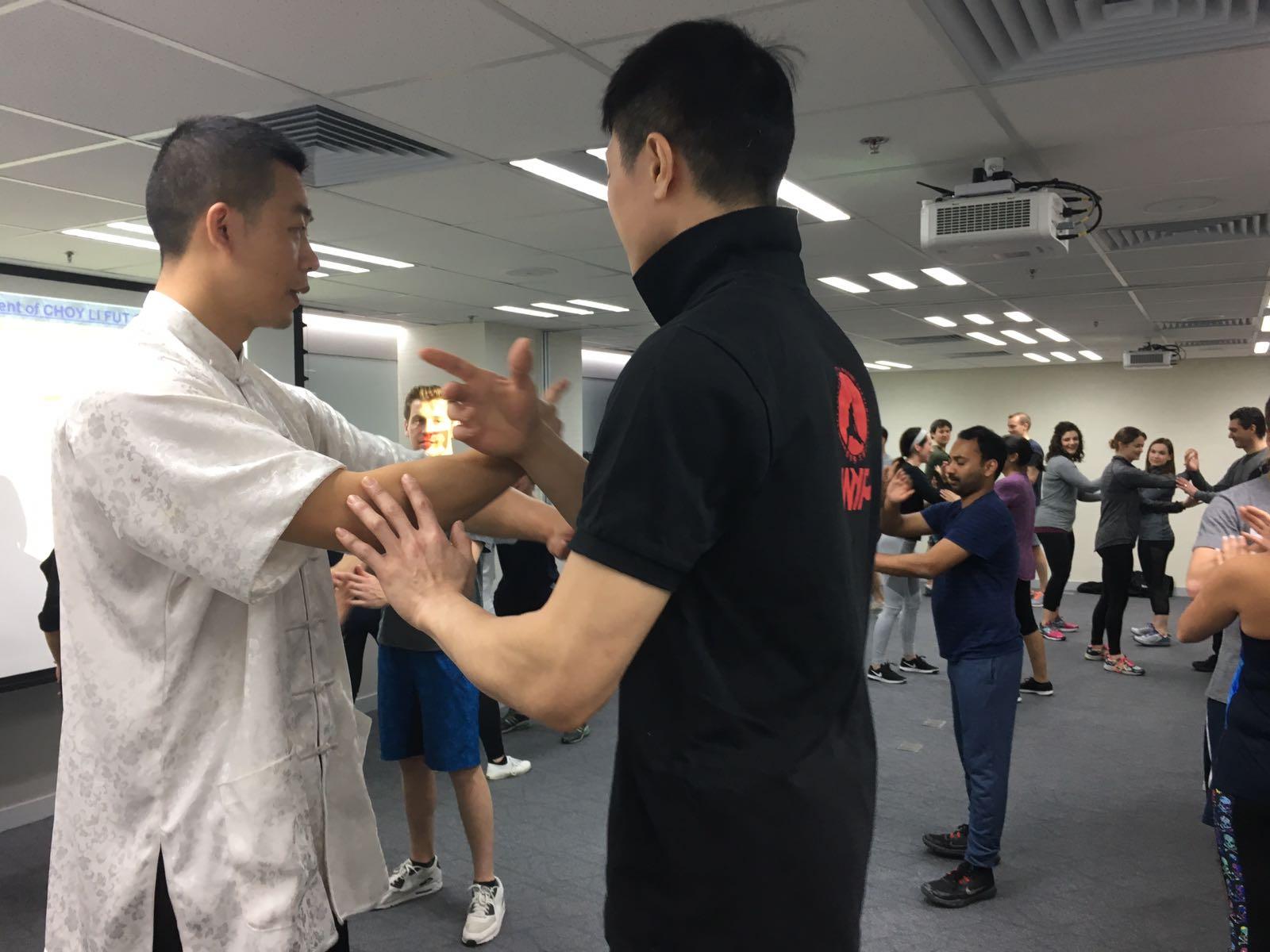 Management | Chinese Kung Fu | Hong Kong