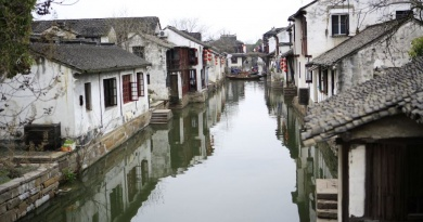 Tongli Water Village