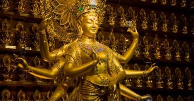 Goddess of Mercy, Sanya Nanshan