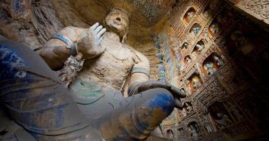 Shanxi Yungang Grottoes