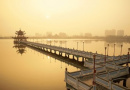 Forbidden Love between a mortal and an immortal, West Lake, Hangzhou