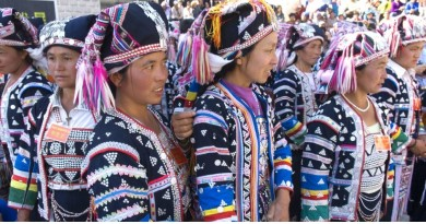 Yunnan minorities