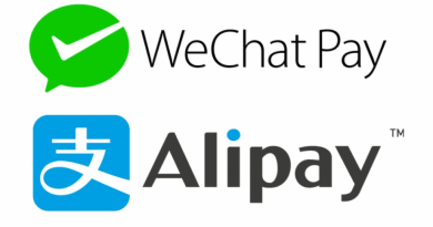 Alipay and Wechat Pay