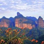 Mount Danxia, Guangdong