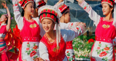 Bai People in Dali